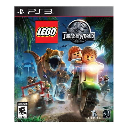 LEGO Jurassic World Warner Bros. PS3 Digital