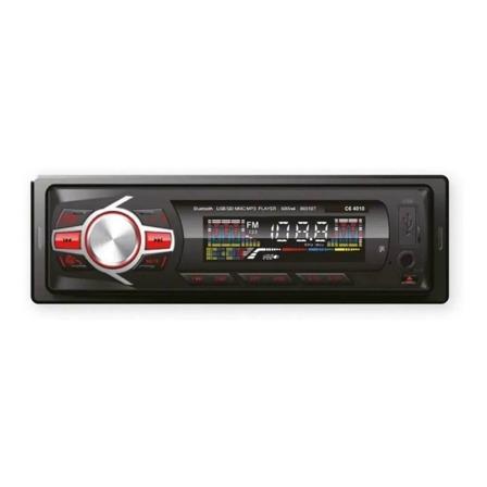 Estéreo para auto C6 HDC 4010 con USB, bluetooth y lector de tarjeta SD