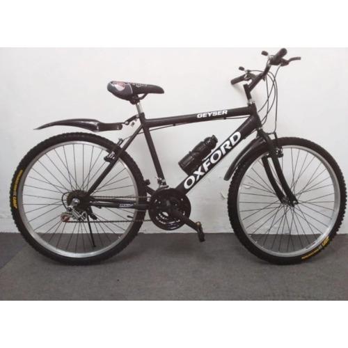 Bicicleta Oxford Montañera Aro 26 18 Cambios Nueva
