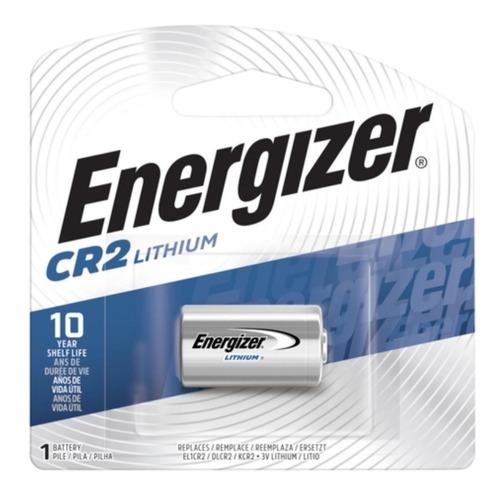 Pila Bateria Energizer Lithium Cr2, 3v
