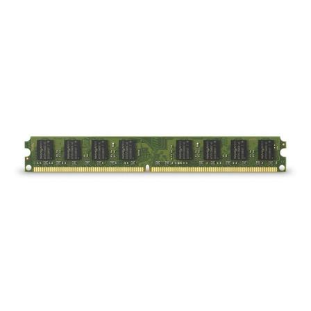 Memória RAM ValueRAM color Verde  2GB 1x2GB Kingston KVR800D2N6/2G