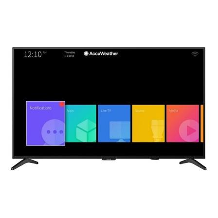 """Smart TV Tedge Led 50 pulgadas NTV504K LED 4K 50"""" 220V"""