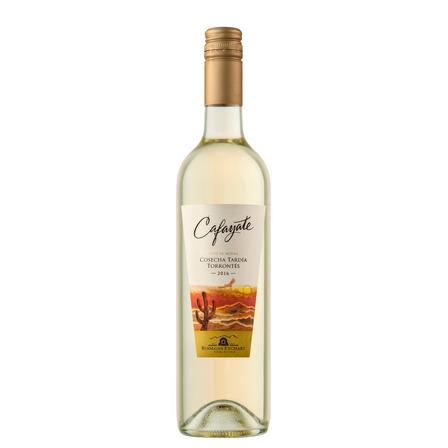 Vino blanco Torrontés Cafayate Cosecha Tardía bodega Etchart 750ml