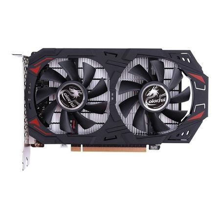 Placa de video Nvidia Colorful  Colorful GeForce 10 Series GTX 1050 Ti GTX1050TI NE 4G-V 4GB