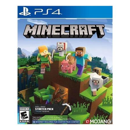 Minecraft  Standard Edition Sony PS4 Digital