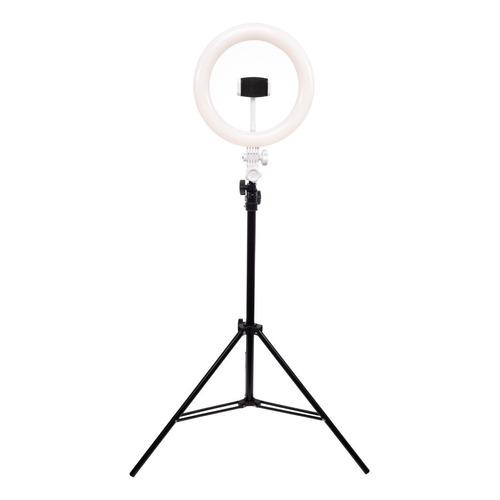 Ring Light Iluminador 10 Polegadas + Tripé Até 210cm Tedge