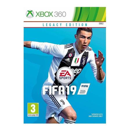 FIFA 19 Legacy Edition Digital Xbox 360 Electronic Arts