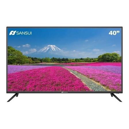 "Smart TV Sansui SMX40P28NF DLED Full HD 40"" 100V/240V"