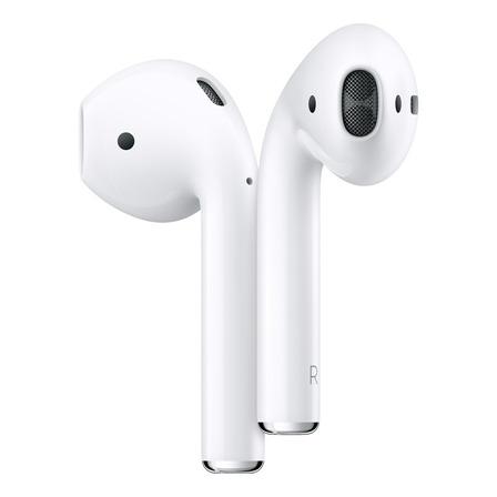 Apple AirPods con estuche de carga inalámbrica - Blanco