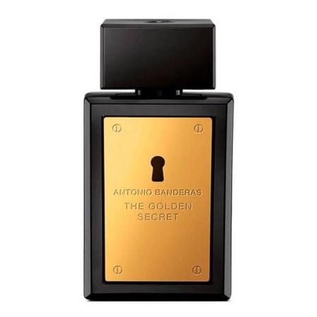 Antonio Banderas The Golden Secret EDT 50ml para  hombre