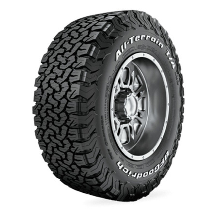Neumático BFGoodrich All-Terrain T/A KO2 265/60 R18 119/116 S
