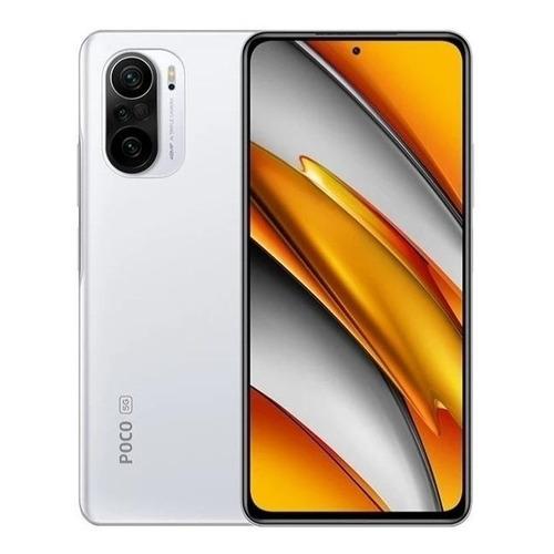 Xiaomi Poco F3 5g Dual Sim 256 Gb Blanco Ártico 8 Gb Ram