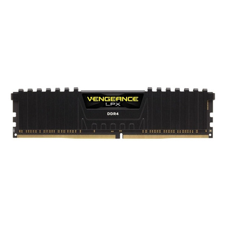 Memoria RAM 16GB 1x16GB Corsair CMK16GX4M1A2400C14