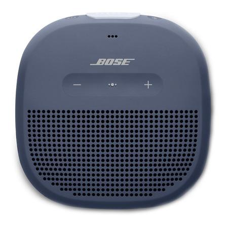 Bocina Bose SoundLink Micro portátil con bluetooth midnight blue
