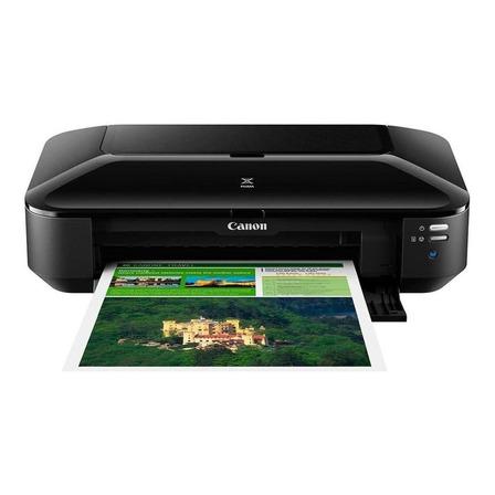 Impressora a cor fotográfica Canon Pixma IX6810 com wifi 110V/220V preta