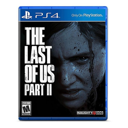 The Last of Us Part II Standard Edition Físico PS4 Sony Interactive Entertainment