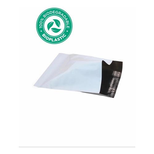 Pack 100 Bolsas Embalajes Courier Sobre Autoadhesivo 25x35cm