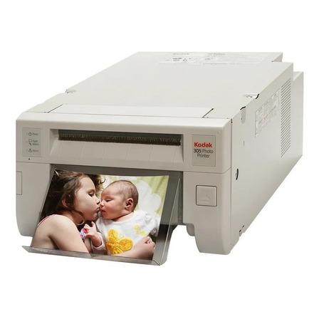 Impressora a cor fotográfica Kodak 305 220V - 240V branca