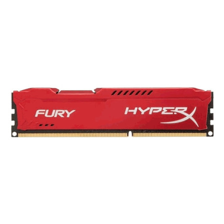 Memoria RAM 4GB 1x4GB Kingston HX318C10FR/4 HyperX Fury