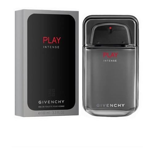 Givenchy Play Intense Edt100ml Para Ellos Importado Original