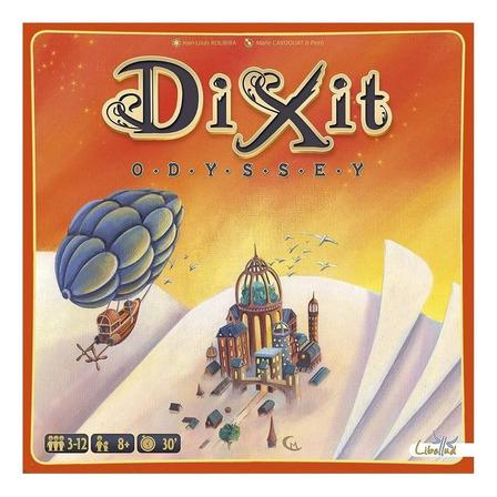 Juego de cartas Dixit Odyssey (Expansión) Libellud