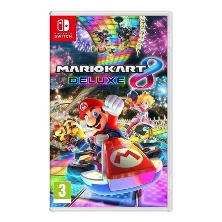 Mario Kart 8 Deluxe Físico Nintendo Switch