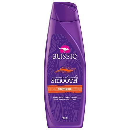 Shampoo Hidratação Smooth Aussie 360ml