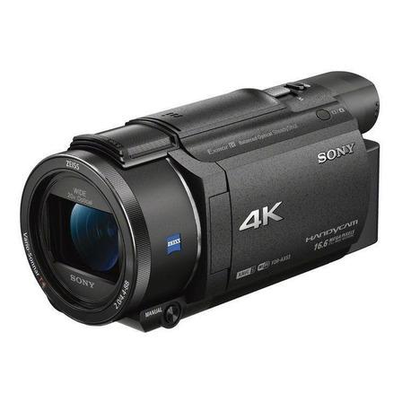Câmera de vídeo Sony Handycam FDR-AX53 4K NTSC/PAL black
