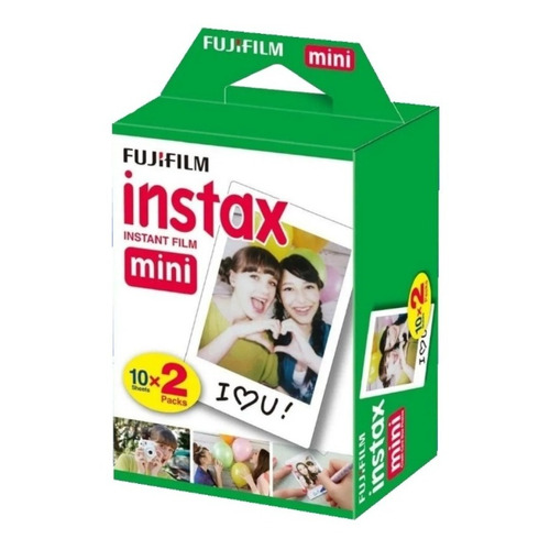 2 Rollos Fuji Instax Mini Instant Lomo Entrega