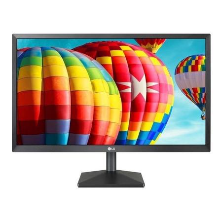 "Monitor gamer LG 24MK430H led 23.8"" preto 100V/240V"