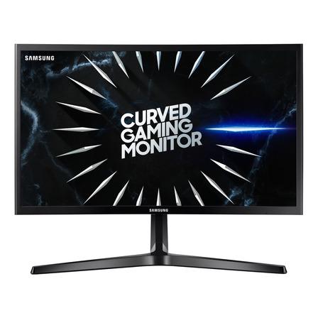 "Monitor curvo Samsung C24RG50FQL led 23.5"" negro 110V/220V"