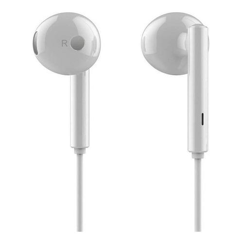 Audífonos in-ear Huawei AM115 blanco