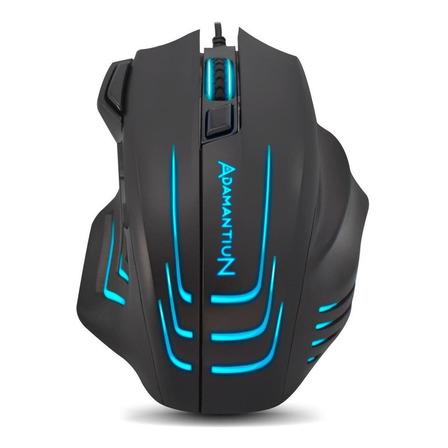 Mouse para jogo Adamantiun  Dagon ADX-300 preto