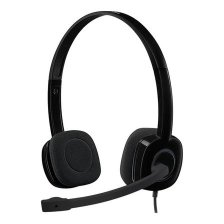 Auriculares Logitech H151 negro