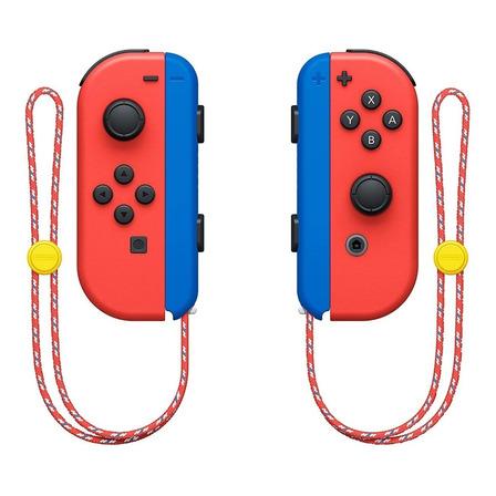 Nintendo Switch 32GB Mario Red & Blue Edition  color rojo y azul