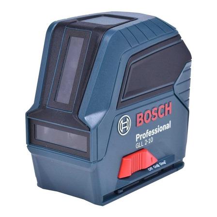Nivel láser de líneas Bosch GLL 2-10 10m