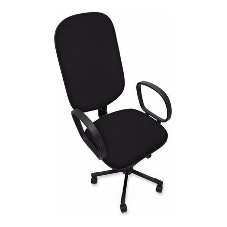Cadeira de escritório Ecoflex EC-381  preta