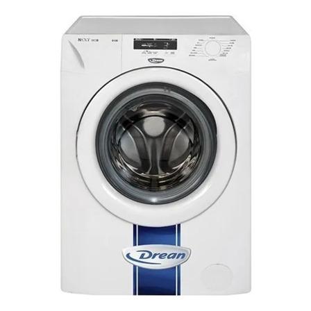 Lavarropas automático Drean Next 6.06 ECO blanco 6kg 220V