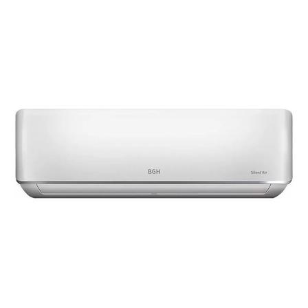 Aire acondicionado BGH Silent Air split inverter frío/calor 2300 frigorías blanco 220V BSI26WCCR