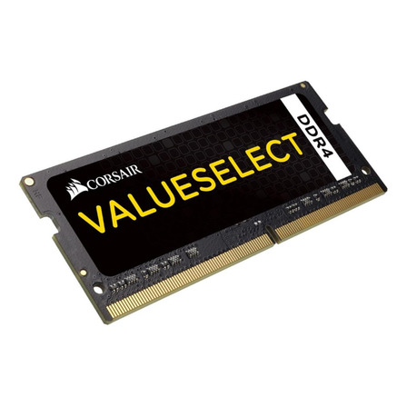 Memória RAM 16GB 1x16GB Corsair CMSO16GX4M1A2133C15 Value Select