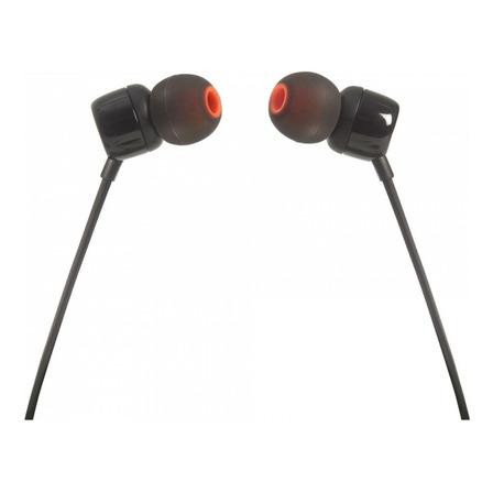 Auriculares JBL Tune 110 black
