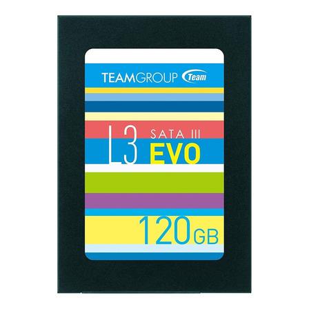 Disco sólido interno Team Group L3 EVO T253LE120GTC101 120GB