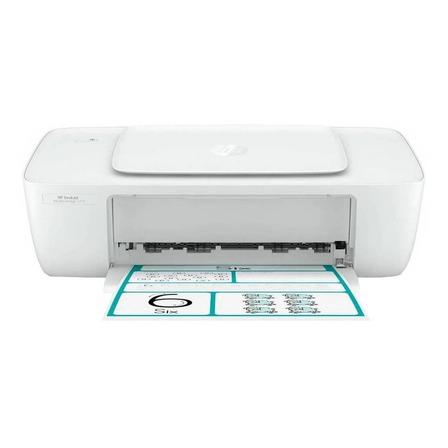 Impresora a color simple función HP Deskjet Ink Advantage 1275 blanca 200V - 240V