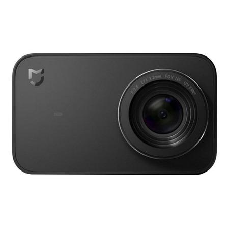 Câmera sportiva Xiaomi Mi Action Camera 4K YDXJ01FM preta