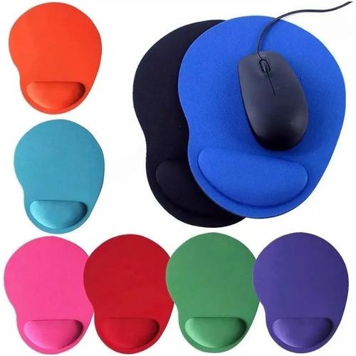 Mousepadcolores Tapete Ergonómico De Gel Antideslizanteratón