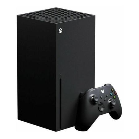 Microsoft Xbox Series X 1TB Standard cor  preto