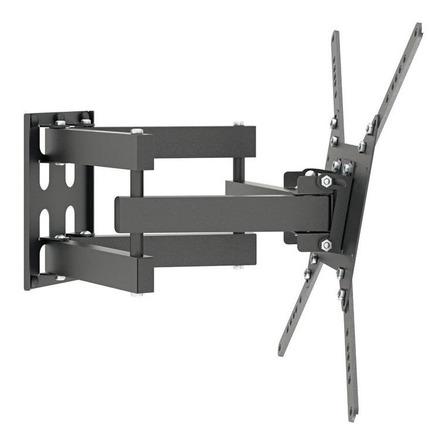 """Suporte Multivisão STPA2000 de parede para TV/Monitor de 26"""" até 75"""" preto"""