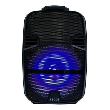 Caixa de som Tedge TK-3612 portátil com bluetooth