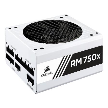Fuente de alimentación para PC Corsair RMx Series RM750x     750W blanca 100V/240V