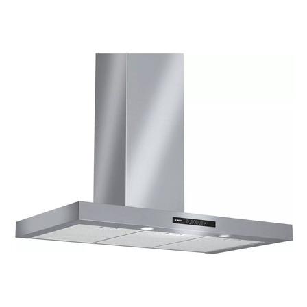 Extractor purificador cocina Bosch Serie 2 DWB09W651 ac. inox. de pared 900mm x 60mm x 500mm acero inoxidable 220V - 240V